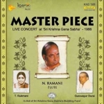 Master Piece Live 1986 N. Ramani songs
