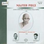 Master Piece - Vol 2 Live 1960 Semmangudi Srinivasa Iyer songs