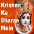 Listen to Mein Sharan Mein Ter from Krishna Ke Sharan Mein