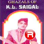 Ghazals Of KL. Saigal - Vol 3 songs