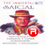 The Immortal Saigal songs