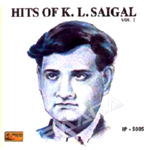 Hits Of KL. Saigal - Vol 2