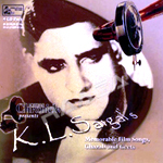 KL. Saigal's Memorable Film Songs Ghazals And Geets (Vol 1) songs