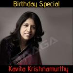 Kavitha Krishnamurthy Birthday Special songs