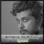 Abhishek SN Birthday Special songs