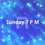 Sunday 7 P M songs