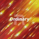 Ordinary songs