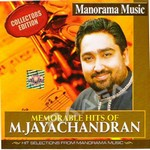 Memorable Hits Of M. Jayachandran songs