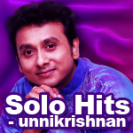 Solo Hits Of Unnikrishnan songs