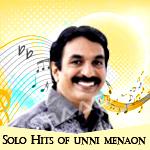 Solo Hits Of Unni Menon songs