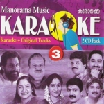 Karaoke - Vol 3 songs