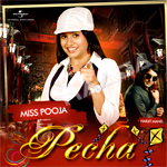 Miss Pooja - Pecha songs