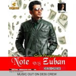 Note Vs Zubaan songs