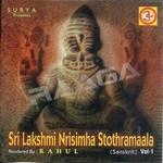 Sri Lakshmi Nirisimhar Stothramala - Vol 1 songs