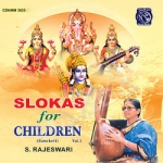 Slokas For Children - Vol 1