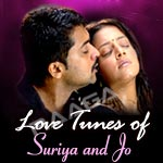 Love Tunes Of Suriya And Jo
