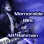 Memorable Hits Of AR. Rahman - Vol 1 songs