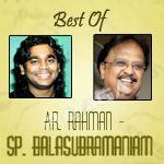 Best Of ARR & SPB songs