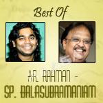 Best Of ARR & SPB songs
