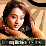 Melting Melodies - Trisha songs