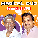 Magical Duo - Janaki & SPB songs