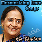 Mesmerizing Love Songs - SP. Shailaja