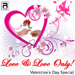 Love & Love Only - Valentine's Day Special songs