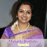 Mahathi Birthday Special songs