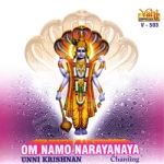 Chants - Om Namo Narayanaya - Unnikrishnan songs