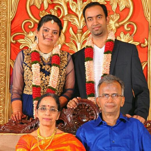 Chandrasekran
